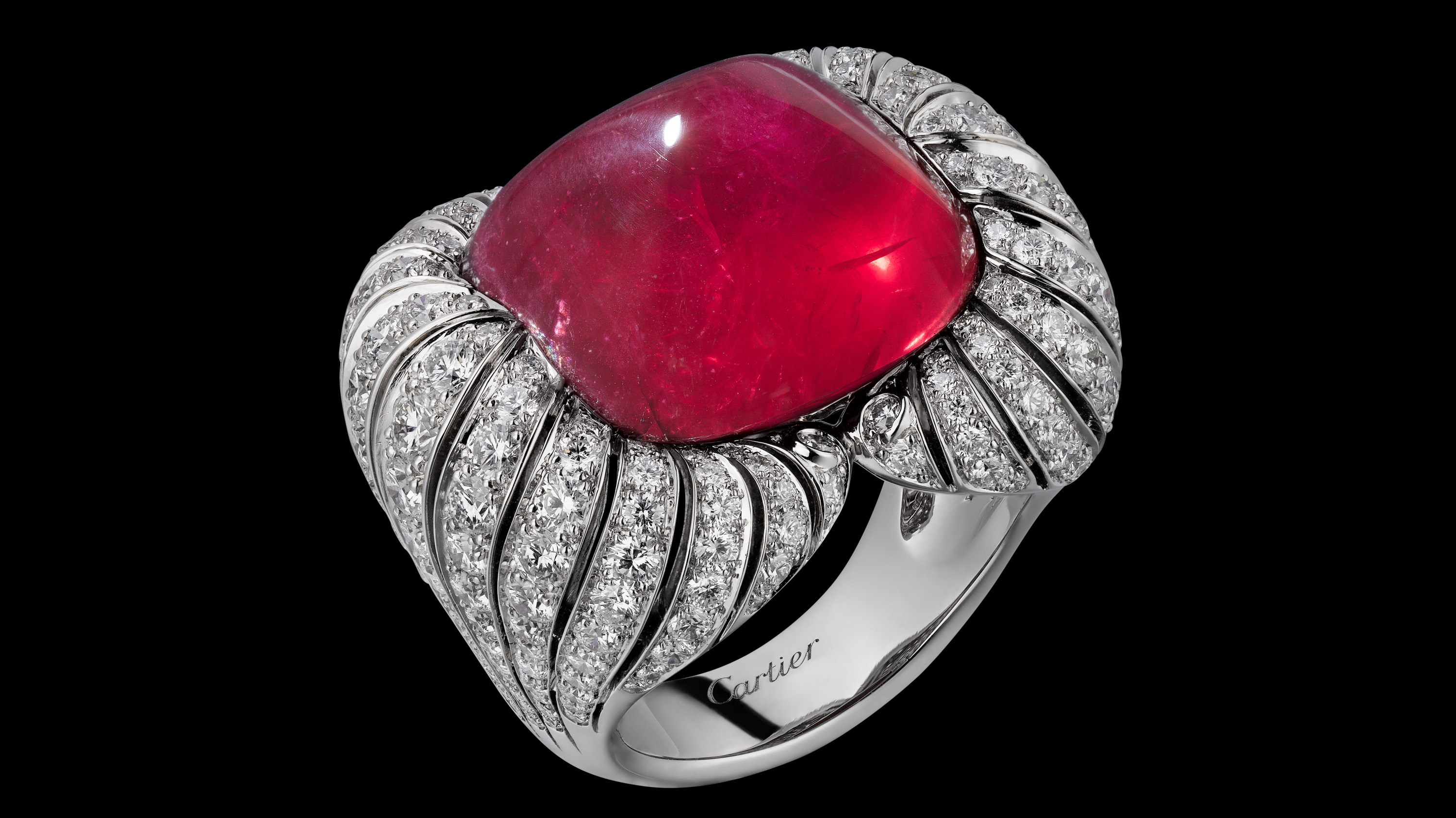 ottoman ruby one semi handmade ring precious gemstone hands rings stone