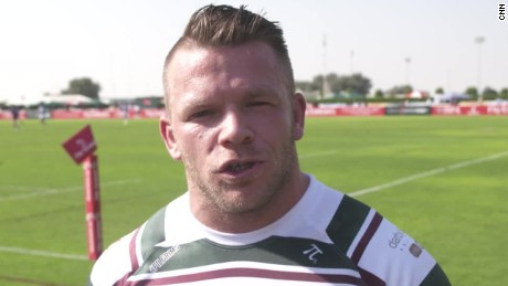 Alan Knuckey: Rugby player recreates the incredible trick that went viral