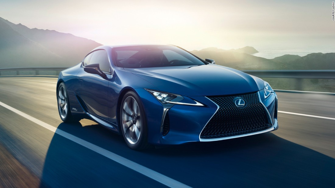 9 Luxury Cars That Will Dominate The Roads In 2017 Cnn Style