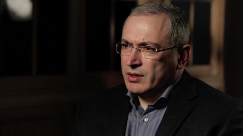 Chodorkovskij till tyskland