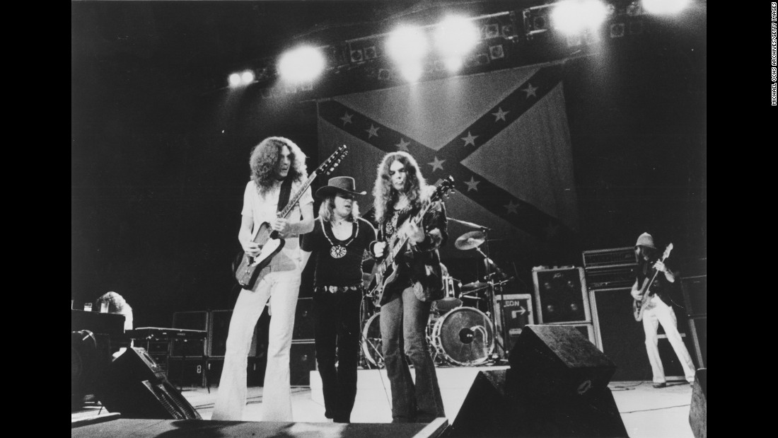 "In the 1970s, Florida's Lynyrd Skynyrd introduced America to Southern rock with ""Sweet Home Alabama"" and the iconic anthem ""Free Bird."" In 1977, lead singer Ronnie Van Zant and guitarist Steve Gaines died when the band's charter plane crashed in Mississippi. Skynrd has sold 28.5 million units in the US, according to the Recording Industry Association of America."