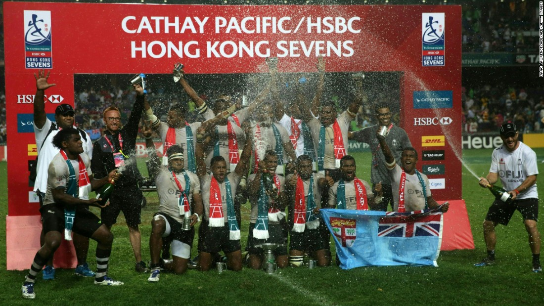 China's most notable rugby hallmark is the prestigious Hong Kong Sevens event, but it also hopes to stage major tournaments on the mainland.