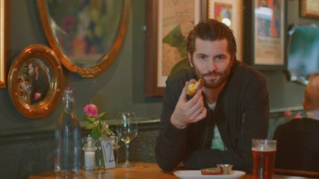 "Jim Sturgess, who stars in the British TV drama ""Close to the Enemy,"" explores his favorite London spots"