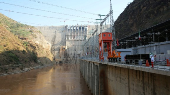 Ethiopia is also committing resources to developing other forms of renewable energy. The majority of its energy comes from hydropower, such as the recently inaugurated Gibe III dam in the Omo Valley, with a capacity of over 1.8 gigawatts (GW).   This will soon be added to by the Grand Renaissance Dam, which will be the largest dam in Africa, with capacity of 6 GW.