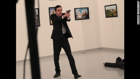 Russia 'determined to fight terror' after envoy's assassination