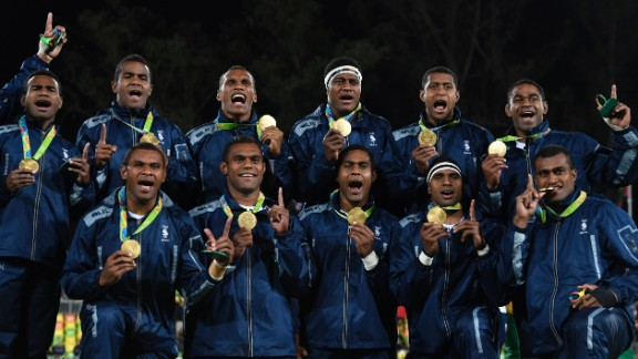 Fiji won two successive men's Sevens World Series titles, and backed that up to take Olympic gold at Rio 2016.