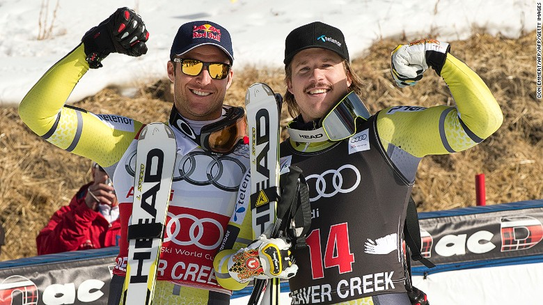 Skiing's most successful 'bromance'
