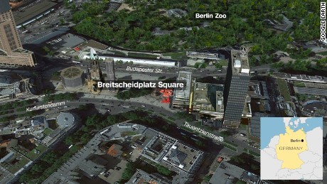 Berlin Christmas market: 12 dead, 48 injured in truck crash