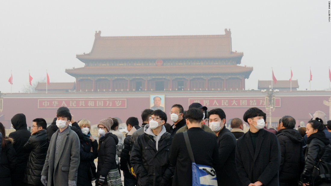 69991abb5fb4 Beijing's smog: A tale of two cities - CNN
