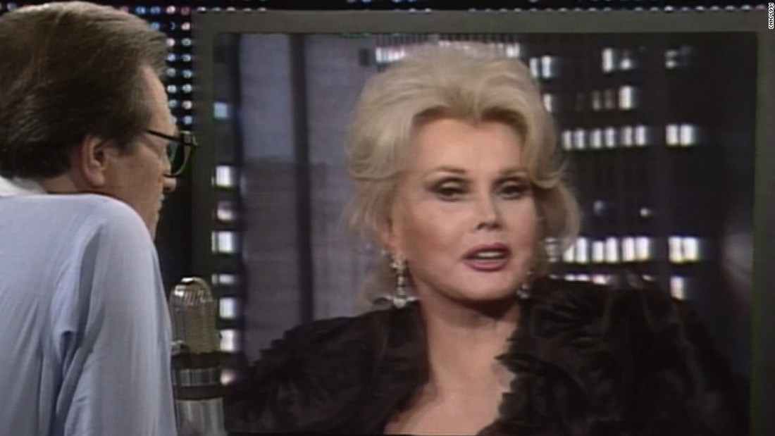 Zsa Zsa Gabors Tell All Autobiography 1991 Cnn Video