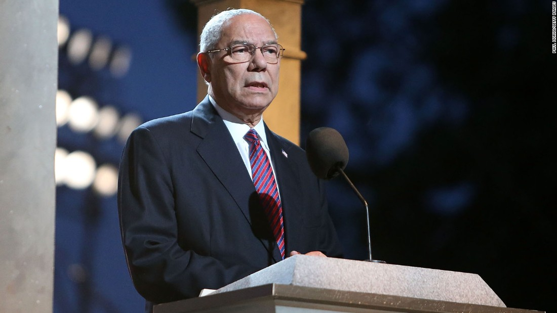 Photo of Colin Powell: Trump has 'drifted away' from the Constitution   Devan Cole, CNN