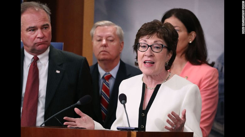 Collins wants to 'skew' tax bill away from rich