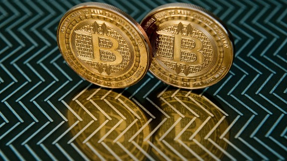 Created in 2009 by an unknown person with the alias Satoshi Nakamoto, the digital currency Bitcoin is traded online.