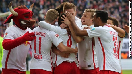 RB Leipzig has drawn criticizm for its structure but thrived in the Bundesliga.
