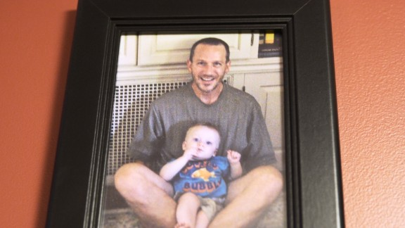 Steve Saling was diagnosed with ALS just one month after the birth of his son.