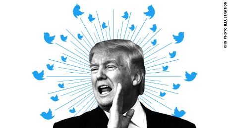 Trump's tweets cause news cycle overload