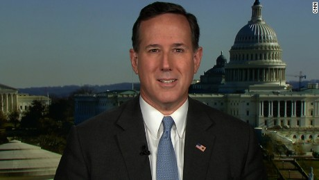 rick santorum at this hour