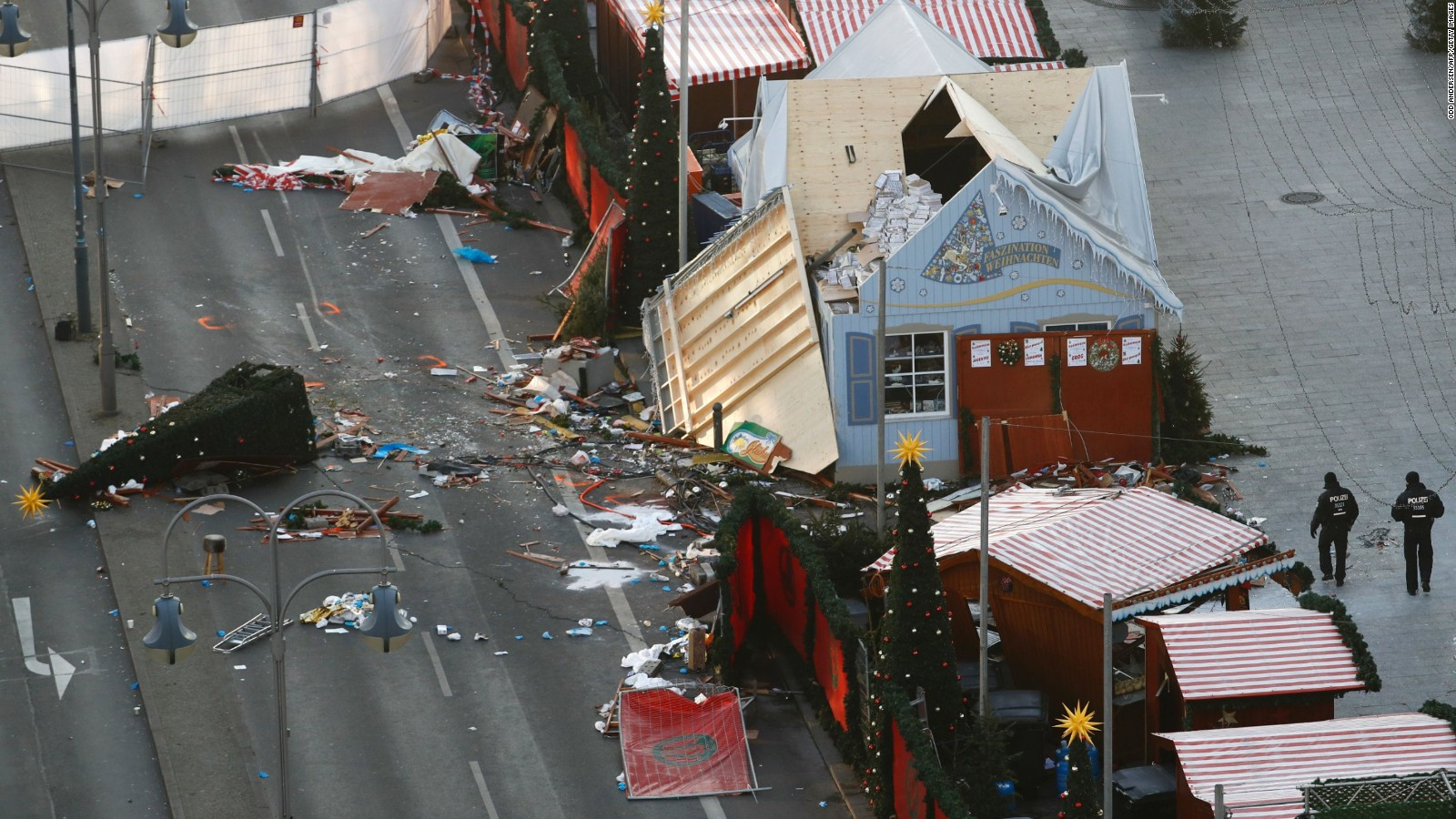 Design Attack Berlin berlin attack clues in anis amri manhunt in germany cnn