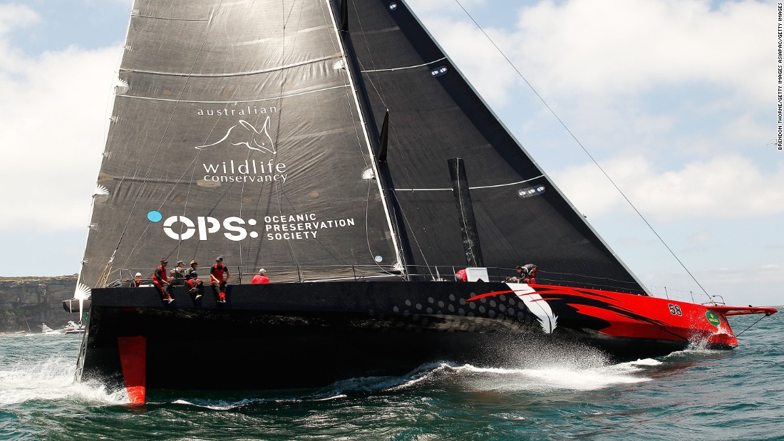 "Their task is made easier by the absence of last year's winner, Comanche. The 100 Supermaxi crossed the line in two days 8h 58m 30s but won't be back for a shot at the trophy this year. Instead, the Comanche crew have been busy <a href=""http://www.yachtingworld.com/news/100ft-super-maxi-comanche-smashes-the-transatlantic-record-88479"" target=""_blank"">setting a new transatlantic record</a>, making the crossing in just five days, 14 hours and 21 minutes, averaging speeds of more than 21 knots."