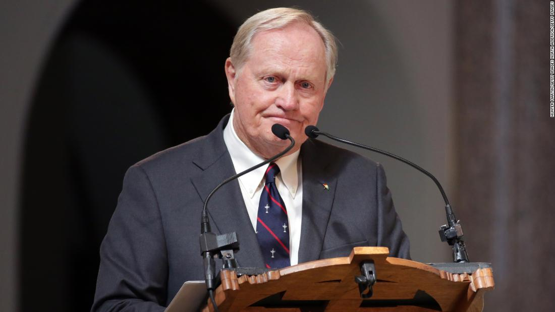Photo of Golf legend Jack Nicklaus reveals he and his wife tested positive for Covid-19 in March | Amir Vera and Homero De La Fuente, CNN