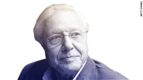 David Attenborough: 90 and 'still fighting the good fight'