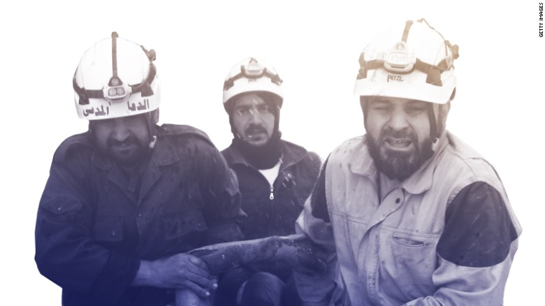 f5149aa17 The White Helmets   The most dangerous job in the world  - CNN