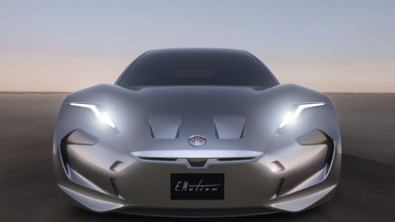 Henrik Fisker has created some of modern motoring's most desirable cars, including the Aston Martin DB9 and V8 Vantage. The Fisker EMotion is an all-electric sports sedan which will boast a 400-mile (640-km) range, the company says.
