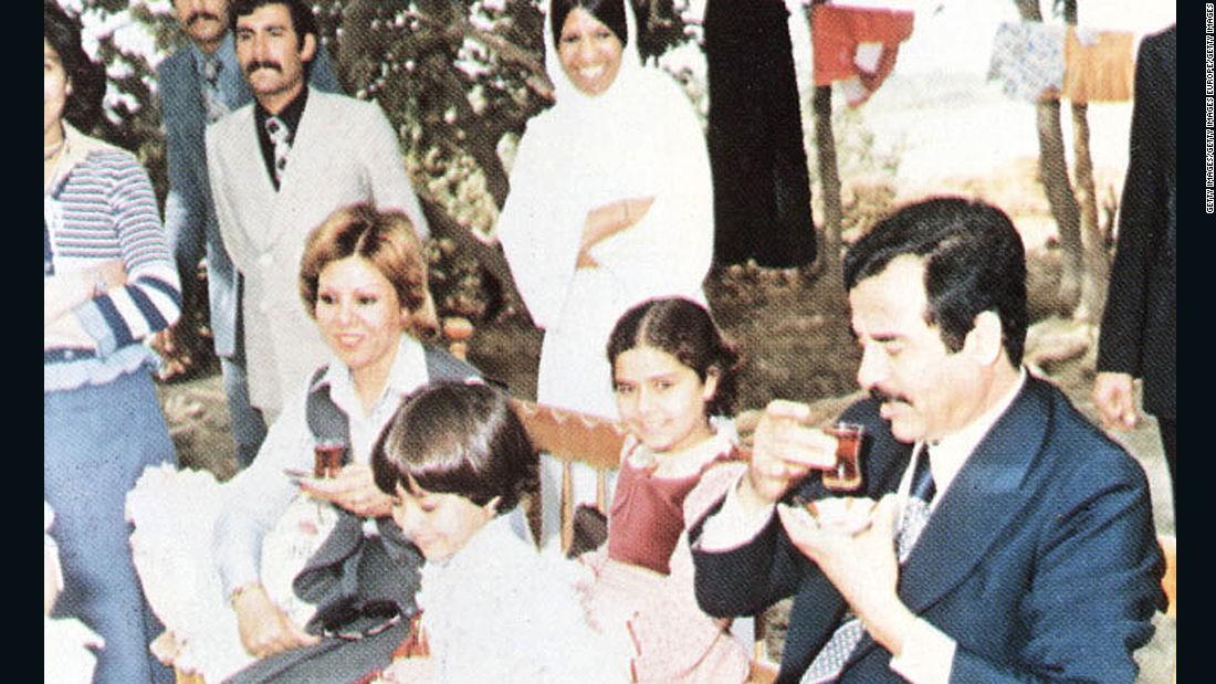 Sajida Hussein