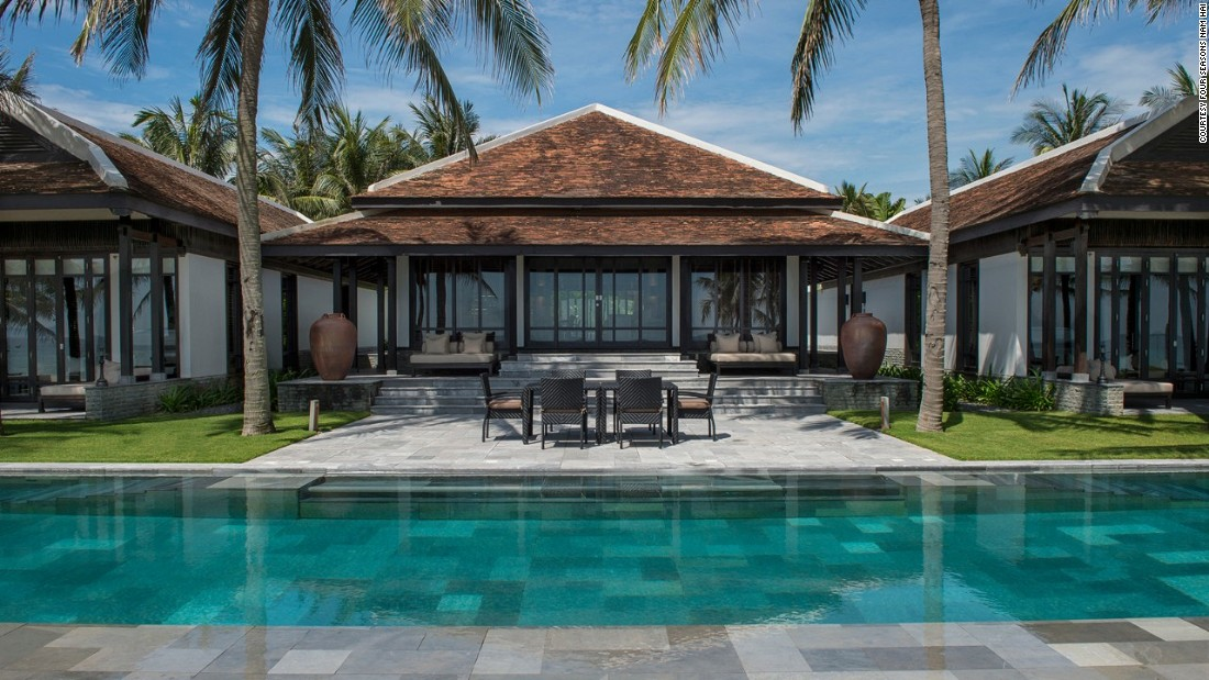World\'s best coastal resorts, by continent   CNN Travel