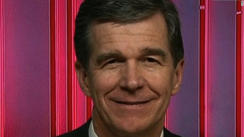 Roy Cooper: HB2 damaged state's reputation