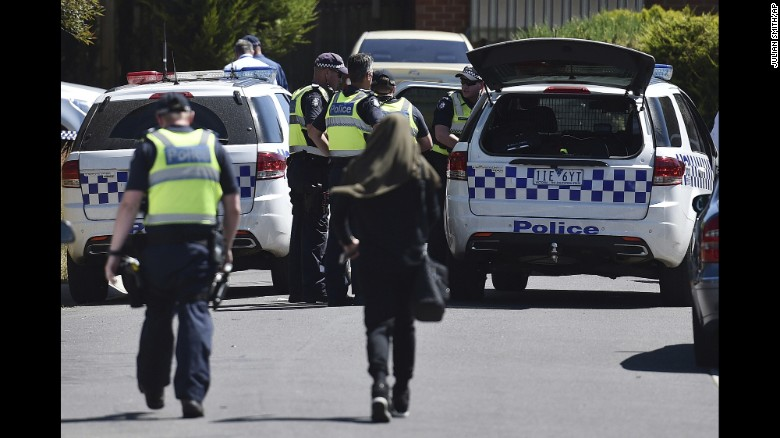 Christmas terror attack stopped in Australia?