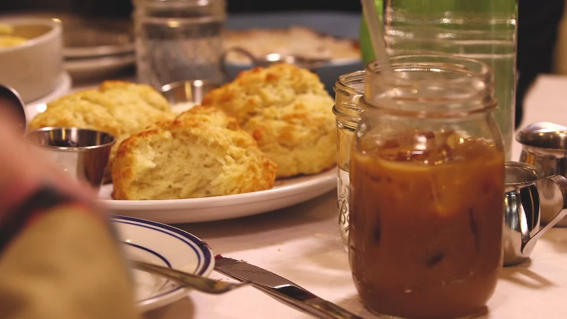 & How to make a perfect buttermilk biscuit | CNN Travel