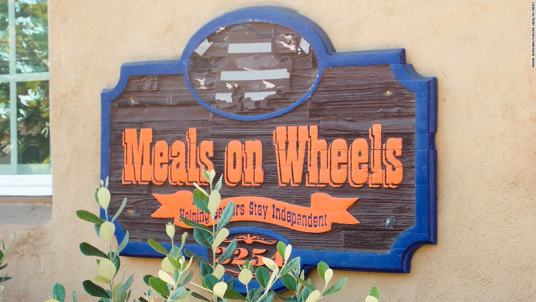 Meals on Wheels in San Diego County. The non-profit organization is undergoing a dramatic overhaul as it responds to changing demographics, increased competition and decreased resources.