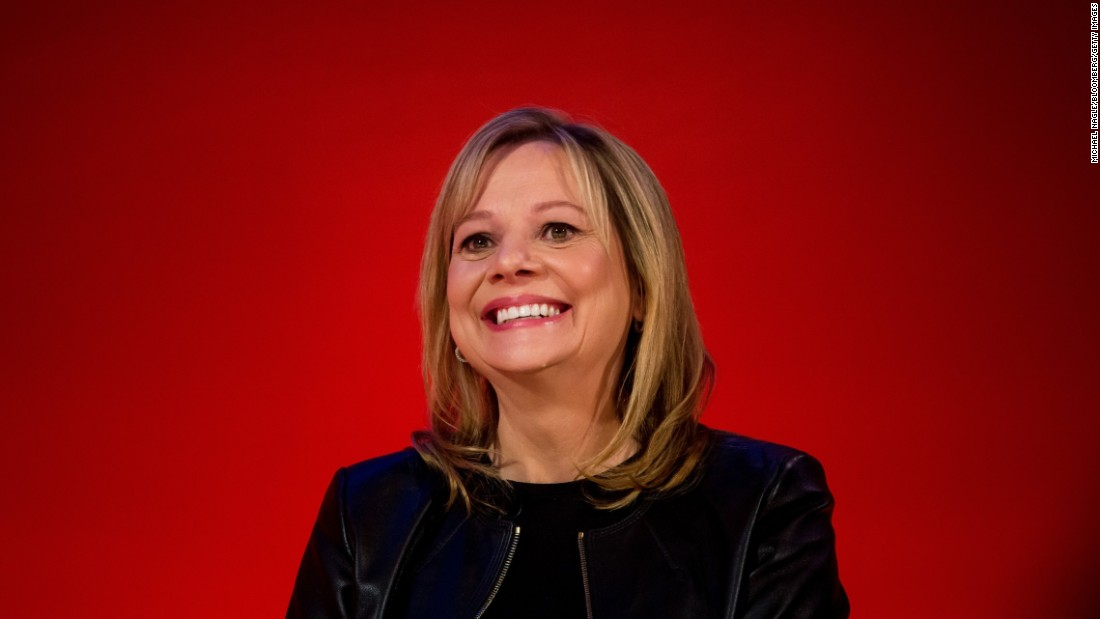 Mary Barra, CEO and Chair of General Motors, is the first female leader of a major car company. She has successfully steered GM in a fiercely competitive global market.