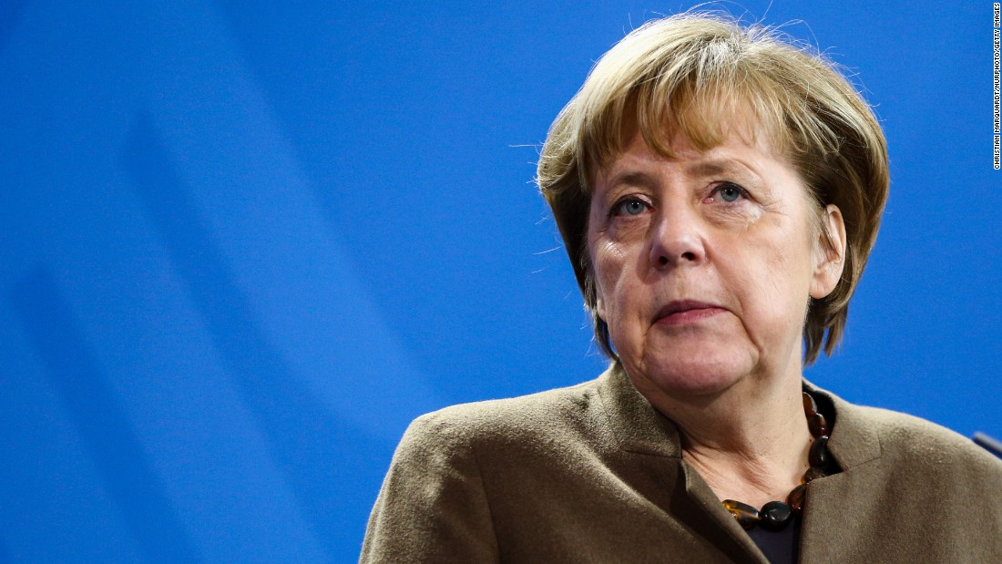 German Chancellor Angela Merkel has made some controversial decisions, including opening Germany's doors to refugees, but remains a guardian of the West's democratic principles.
