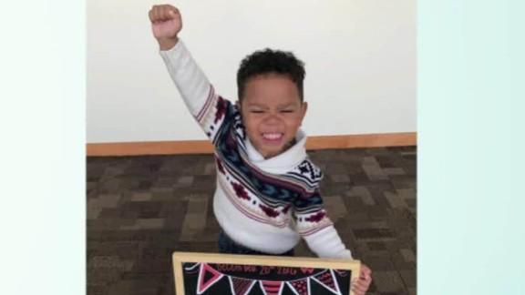 three year old celebrates adoption viral photos hln_00010808.jpg