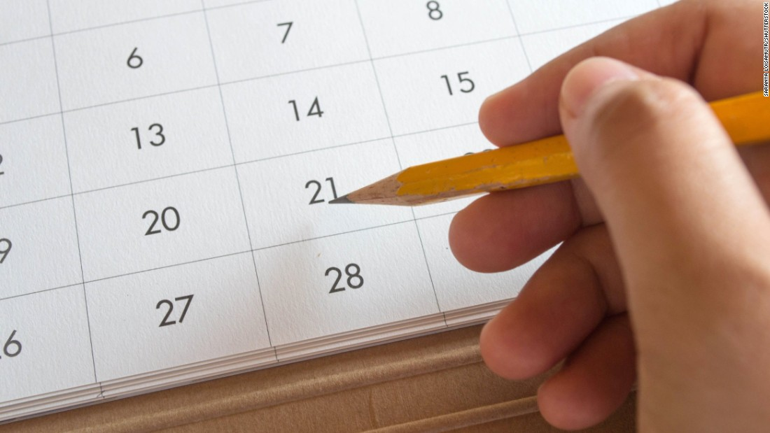 Forget New Year's Health Aims, Try 'Monday Resolutions' Instead