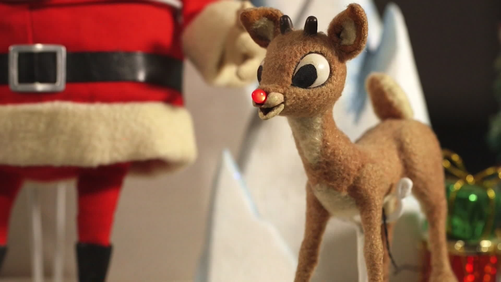 We regret to inform you that rudolph the red