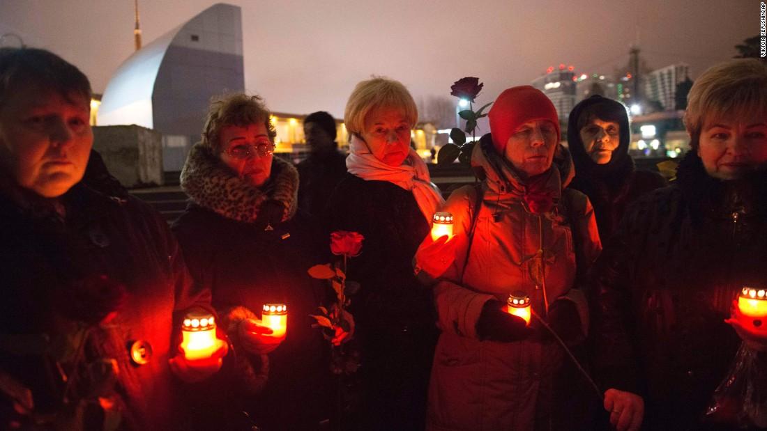 Alexandrov Ensemble: 'Red Army' choir loved by Russia - CNN