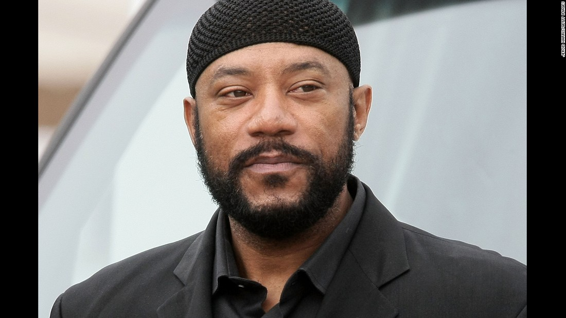 Ricky Harris, actor and comedian, dies at 54 - CNN