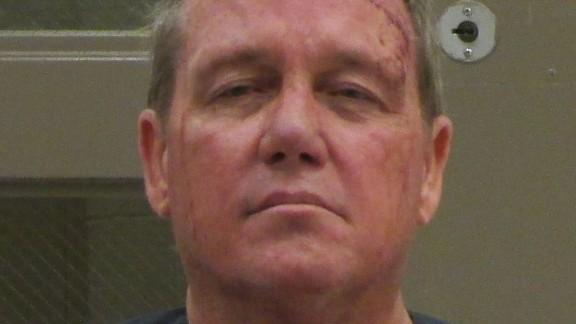 Police say William Goodman shot John Barfield.