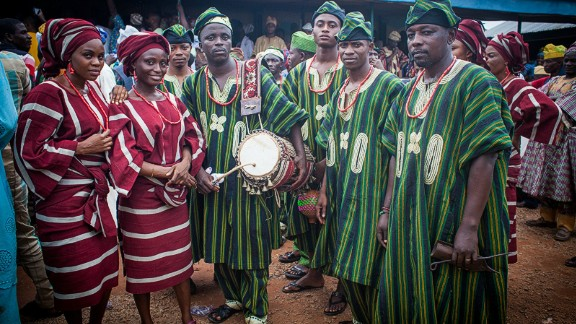 Today, the Yoruba people make up 12% of the population in Benin and 21% in Nigeria, Africa