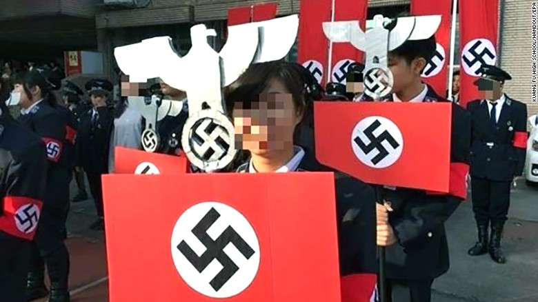 Nazi Chic Why Dressing Up In Nazi Uniforms Isnt As Controversial