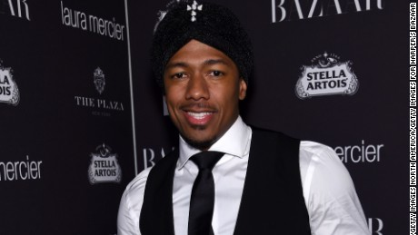 Nick Cannon is a dad again