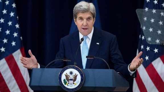 Secretary of State John Kerry speaks at the State Department in Washington, Wednesday, Dec. 28, 2016. Stepping into a raging diplomatic argument, Kerry staunchly defended the Obama administration's decision to allow the U.N. Security Council to declare Israeli settlements illegal and warned that Israel's very future as a democracy is at stake. (AP Photo/Andrew Harnik)