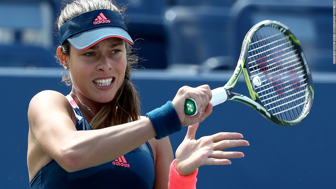 The Serbian's last top-level match was a first-round defeat against 89th-ranked Czech Denisa Allertova at the 2016 US Open on August 30, having also lost her opening match at the Rio Olympics.