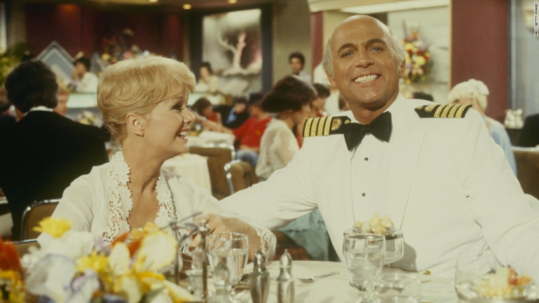"Reynolds appears in an episode of ""The Love Boat"" with Gavin MacLeod in 1980."