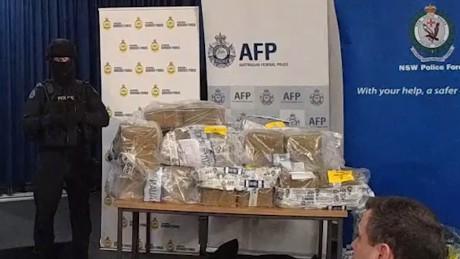Drug bust leads police to underground tunnel - CNN Video