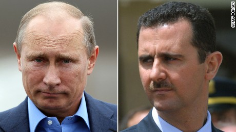 Assad did it, and Russians have a problem