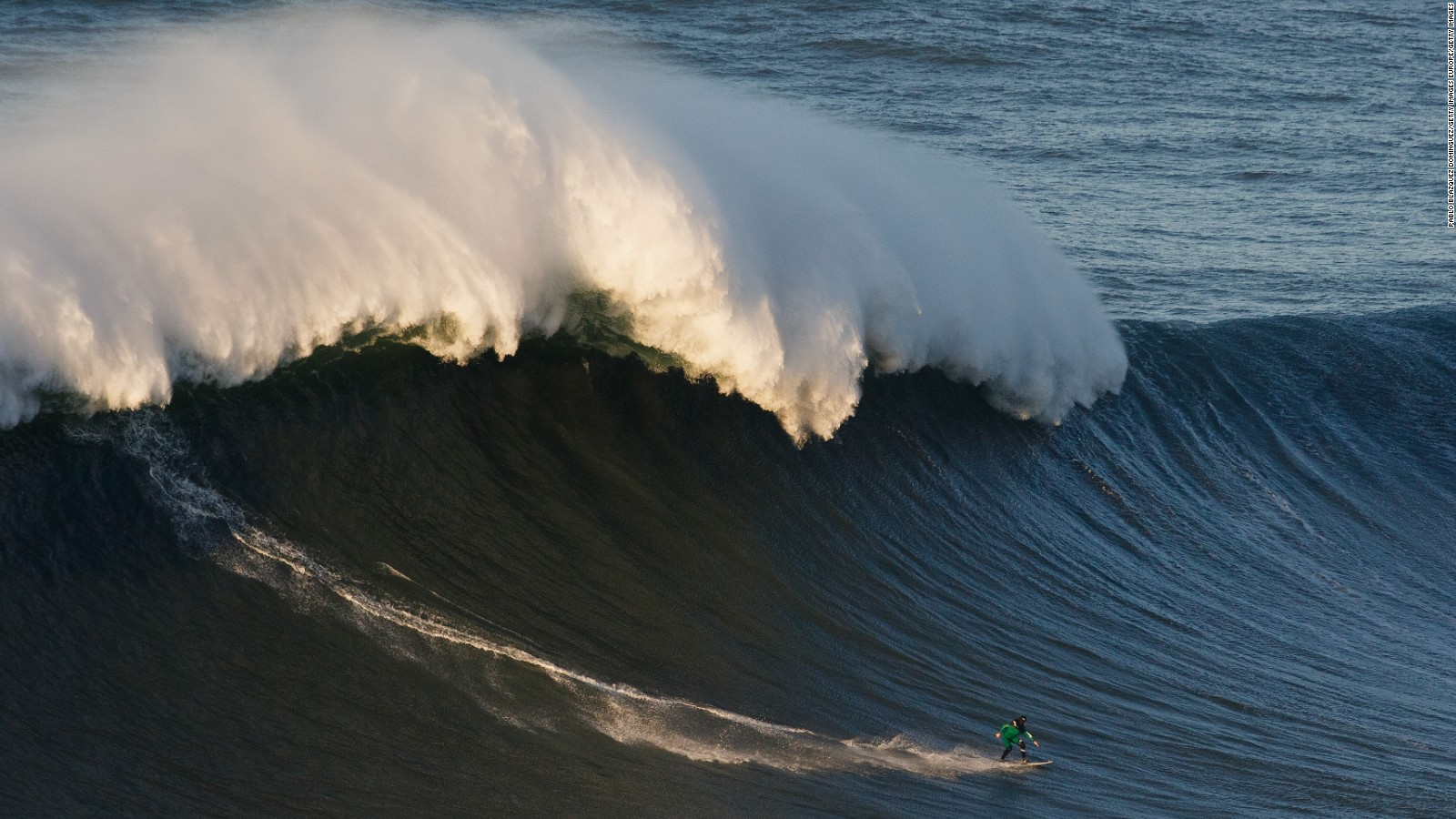 Brazilian Breaks Record For Biggest Wave Surfed Cnn Video